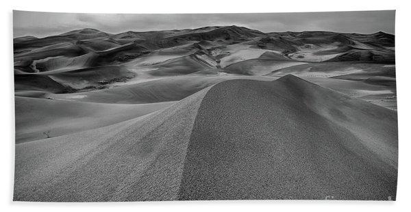 Sand Dune Ridge Hand Towel