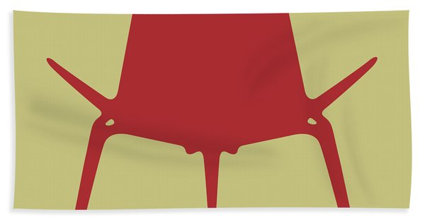 Shell Chair II Hand Towel
