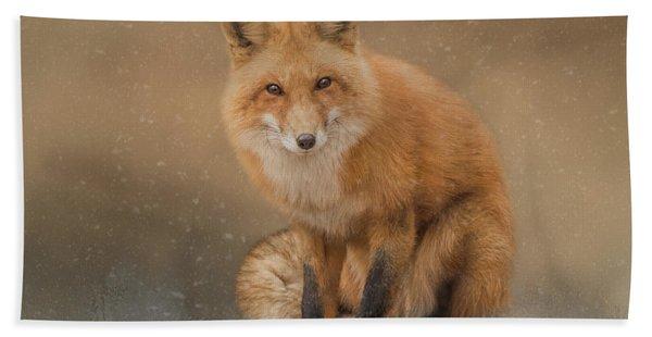Snow Prince Bath Towel