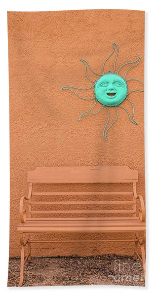 Southwestern Bench  Hand Towel