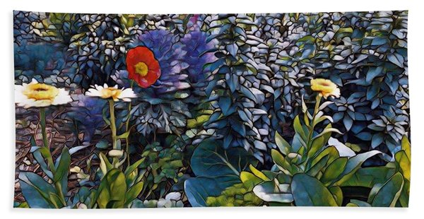 Sprint Into Spring Hand Towel
