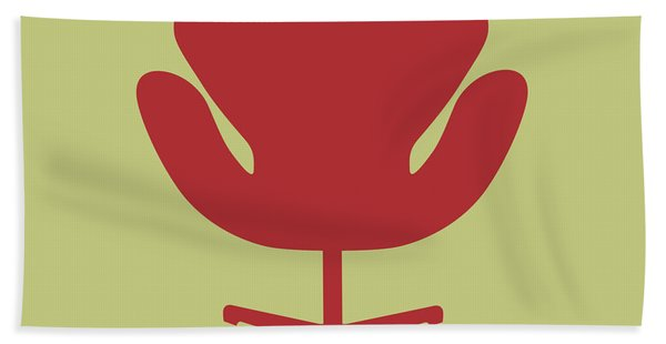Swan Chair I Hand Towel