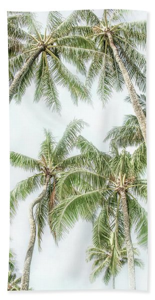 Swaying Palms Bath Towel