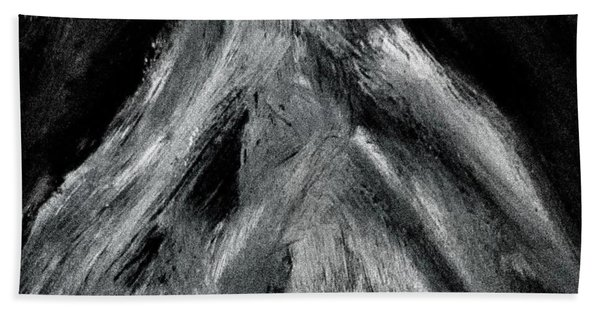 The Mountain Of The Swasi People Bath Towel
