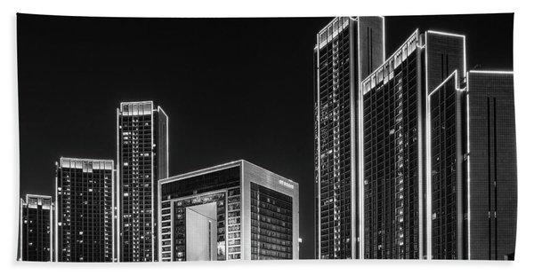 Tianjin Skyline Bath Towel
