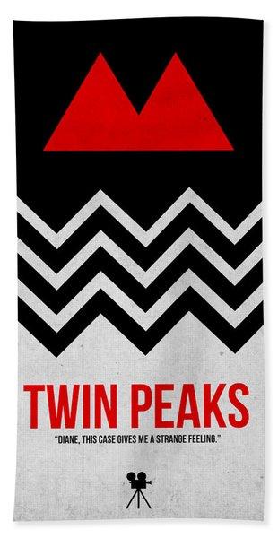 Twin Peaks Bath Towel