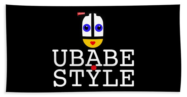 Ubabe Style Url Hand Towel