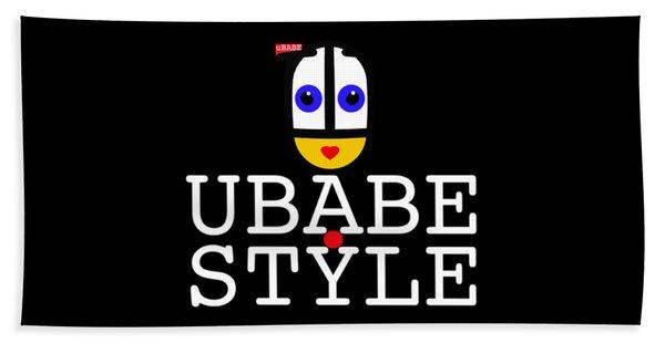 Ubabe Style Url Bath Towel
