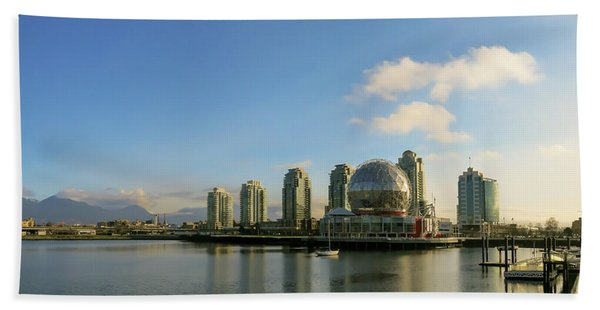 Vancouver Science World Hand Towel