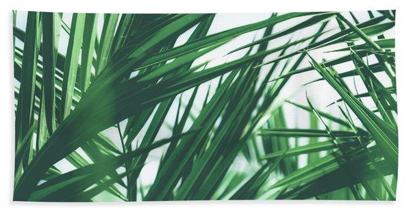 Vintage Palms IIi Bath Towel