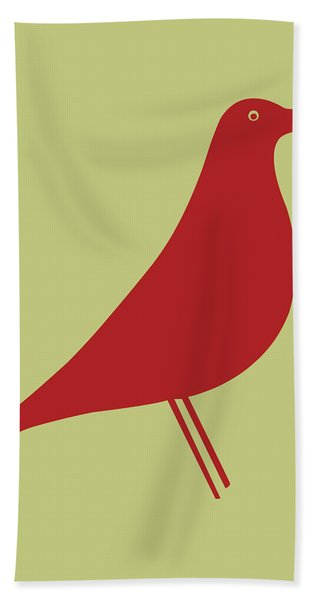 Vitra Eames House Bird I Hand Towel