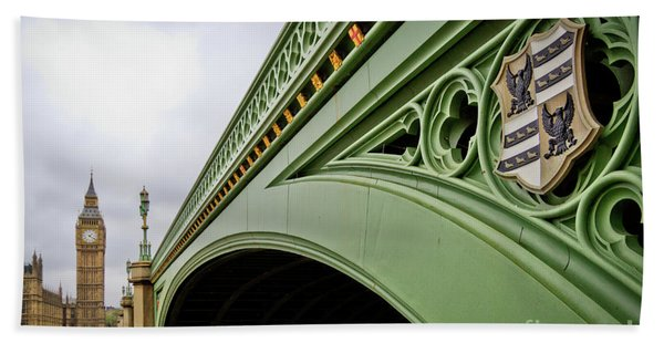 Westminster Bridge Bath Towel