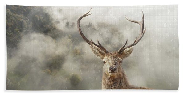 Wild Nature - Stag Bath Towel