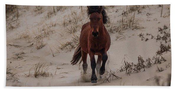Wild Pony Hand Towel