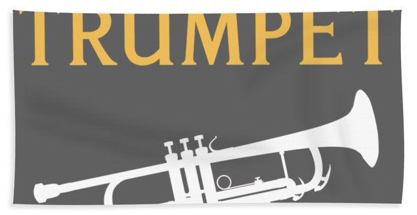 Without The Trumpet Life Would Bb Hand Towel