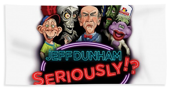 IN Sweatshirt Jeff Dunham Indianapolis