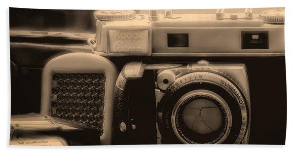 A Kodak Moment Beach Towel
