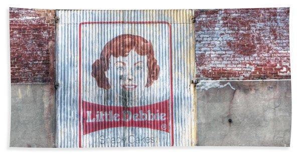 0256 Little Debbie - New Orleans Beach Towel