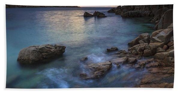 Chanteiro Beach Galicia Spain Beach Towel