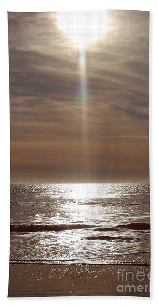 Fine Art Photography Beach Sheet