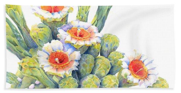 Top Bloomers Beach Towel