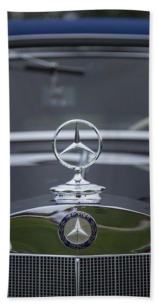 1937 Mercedes Benz Beach Towel