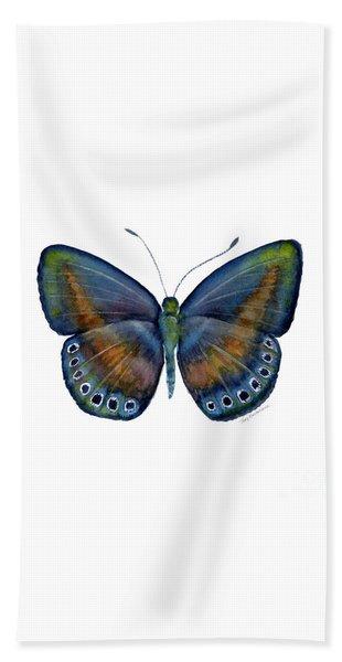 39 Mydanis Butterfly Beach Towel