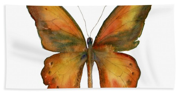 85 Lydius Butterfly Beach Towel