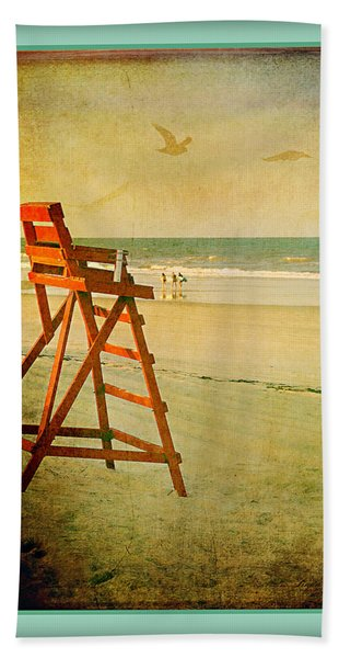 A Perfect Day Beach Towel