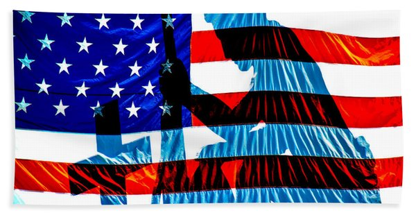 A Time To Remember Beach Towel
