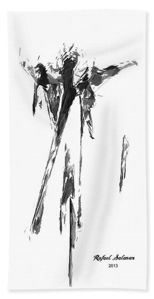Abstract Series I Beach Towel