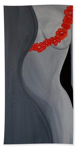 An Aura Of Mystique Beach Towel