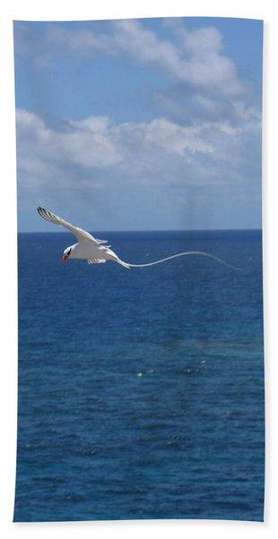 Antigua - In Flight Beach Towel