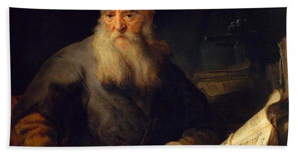 Apostle Paul Beach Towel