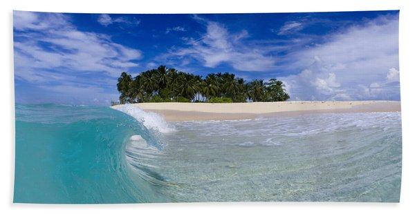Aqua Peel Beach Towel