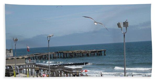 Atlantic City 2009 Beach Towel