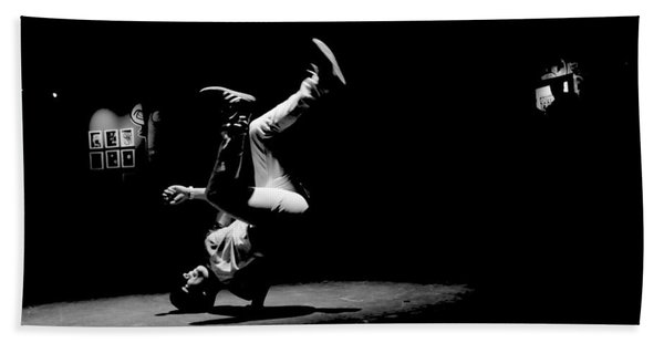 B Boy 5 Beach Towel