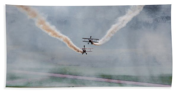 Barnstormer Late Afternoon Smoking Session Beach Towel