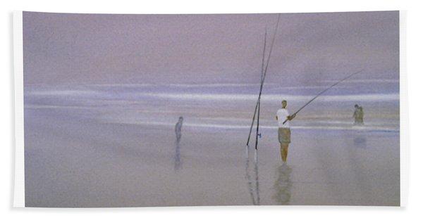 Beach Ghosts Beach Towel