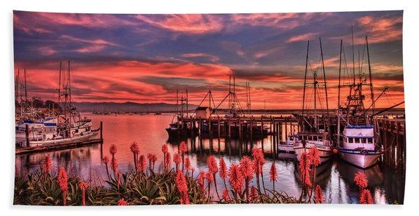 Beautiful Harbor Beach Sheet