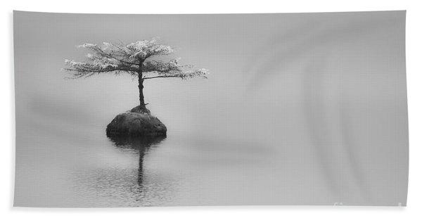 Bonsai At Fairy Lake Beach Sheet