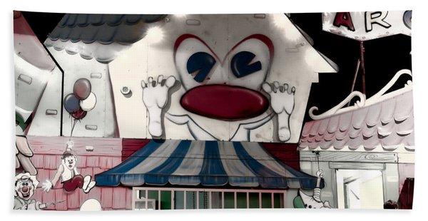 Carnival Fun House Beach Towel