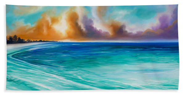 Cazumel Beach Towel