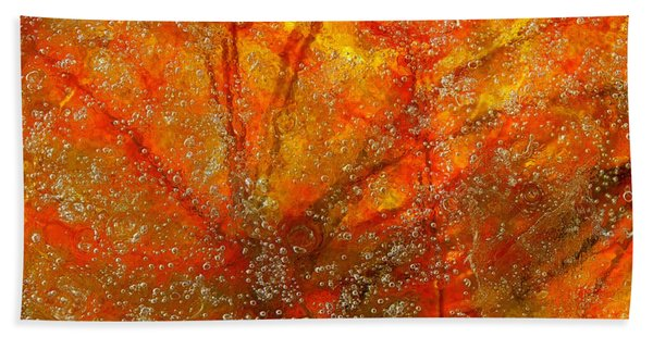 Colors Of Nature 9 Beach Towel