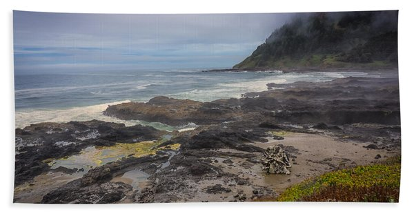 Cook's Chasm Beach Towel