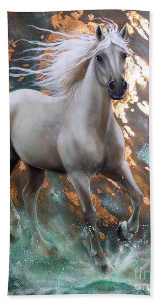 Copper Sundancer - Horse Beach Towel