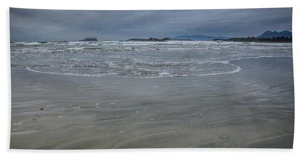 Cox Bay Late Afternoon  Beach Towel