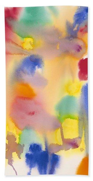 Dreaming In Color Beach Towel
