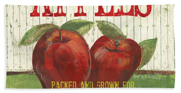 Farm Fresh Fruit 3 Beach Towel
