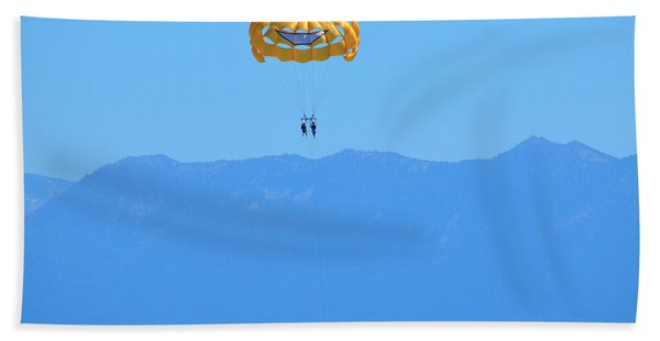 Happy Together Beach Towel